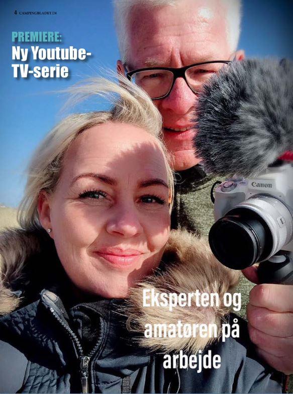 Danmark rundt langs kysten - følg Eksperten & Amatøren - intro