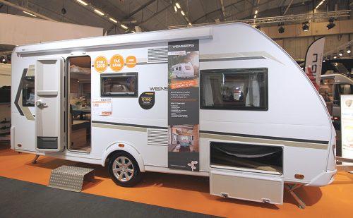 Weinsberg CaraOne 540 EUH – 6 sovepladser i en god egoistvogn (Reklame)