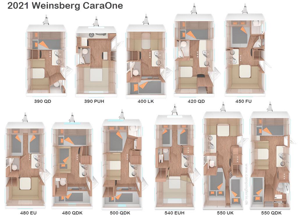 Weinsberg CaraOne 540 EUH