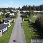 Senior tilbud på helårs åben campingplads