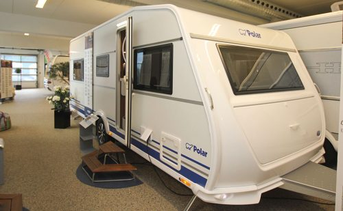 2020 Polar 590 LB Original m/Danmark Pakke