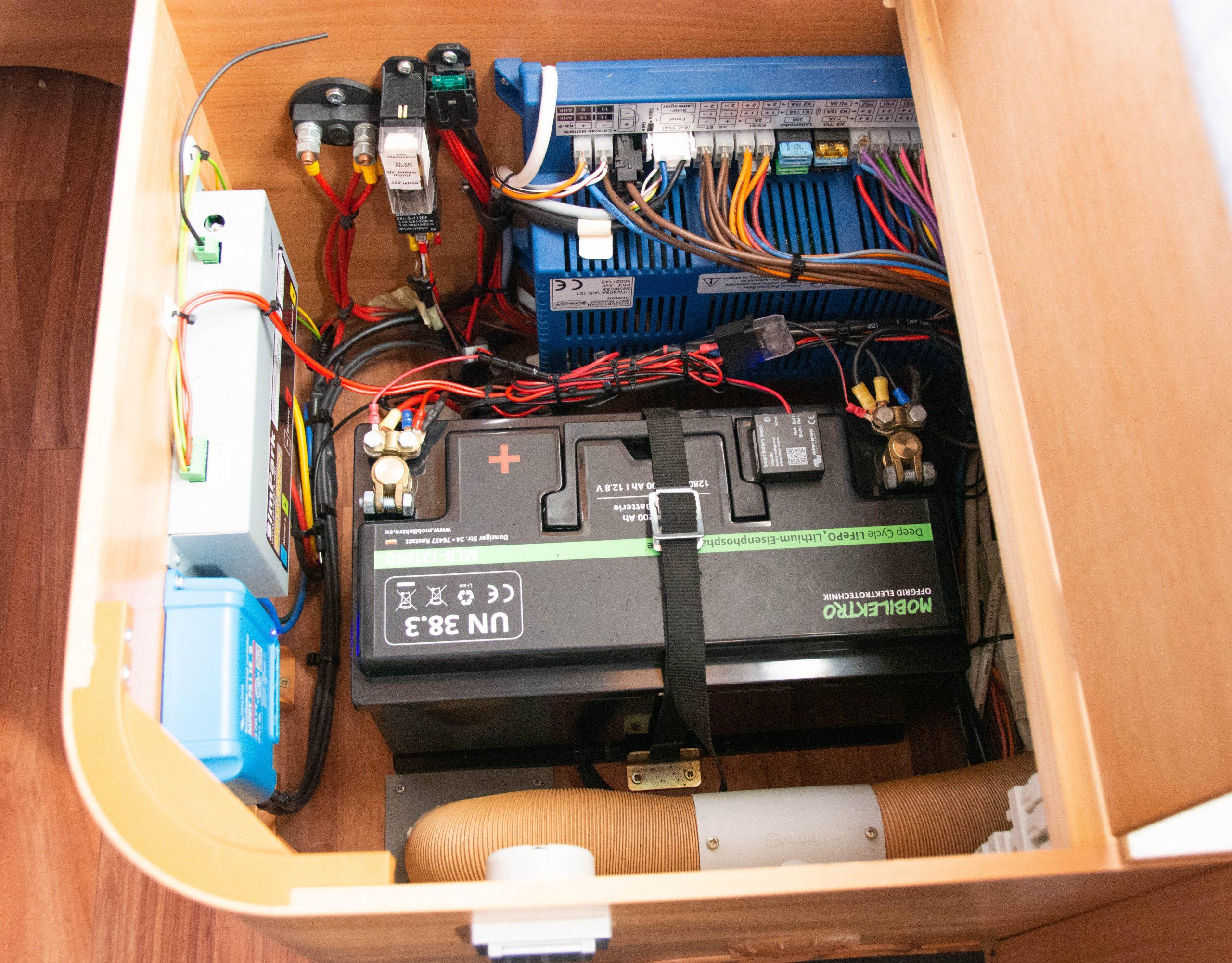 Solceller og Litiumbatteri - del 1