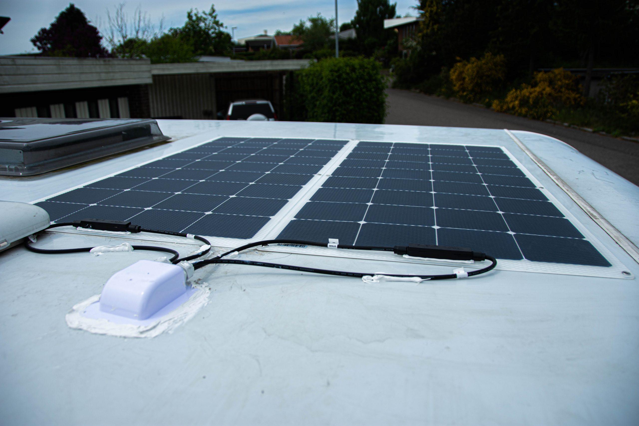 En solstråle historie om solceller og litium batteri - del 2