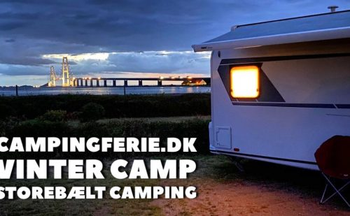 Campingferie Vinter Camp