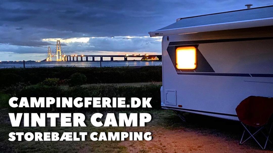 Campingferie Vinter Camp