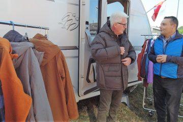 Tuxer tøj til efteråret og vinterens campingture