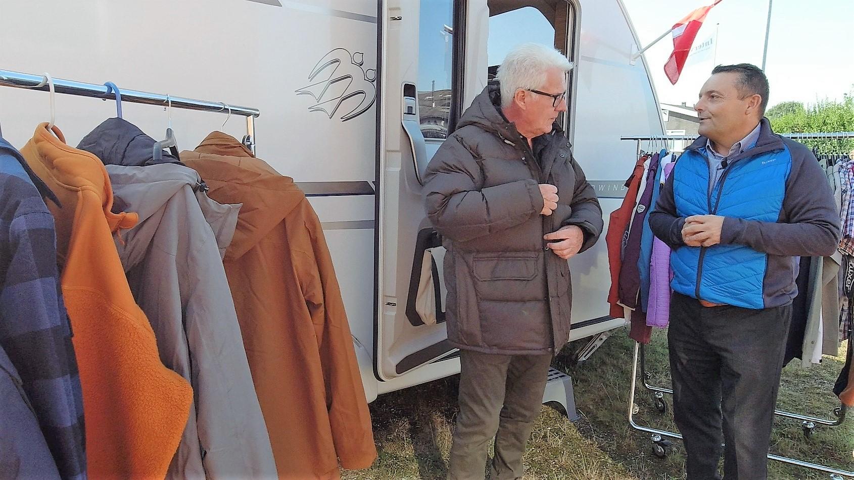 Tuxer tøj til vinterens campingture (Reklame)