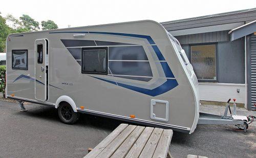 2021 Caravelair Artica 520 – Ny komfortabel rejsevogn (Reklame)