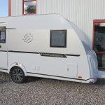 2021 Knaus Sport 450 FU Silver Selection – Rejsevogn i en populær størrelse (Reklame)