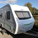 2021 LMC Sassino 460 E – Efterspurgt indstigningsmodel (Reklame)