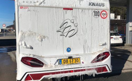 Inspiration til vintercamping i Danmark og udlandet + film
