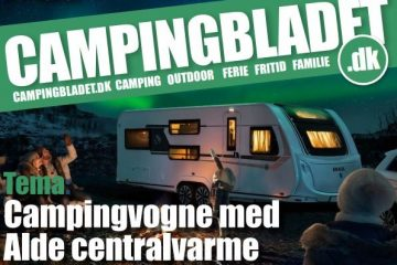 Så er 2021 udgaven af Campingbladet udkommet
