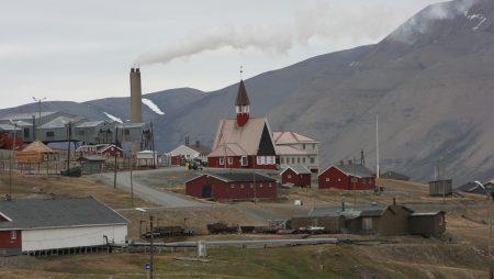Campingtur til Svalbard