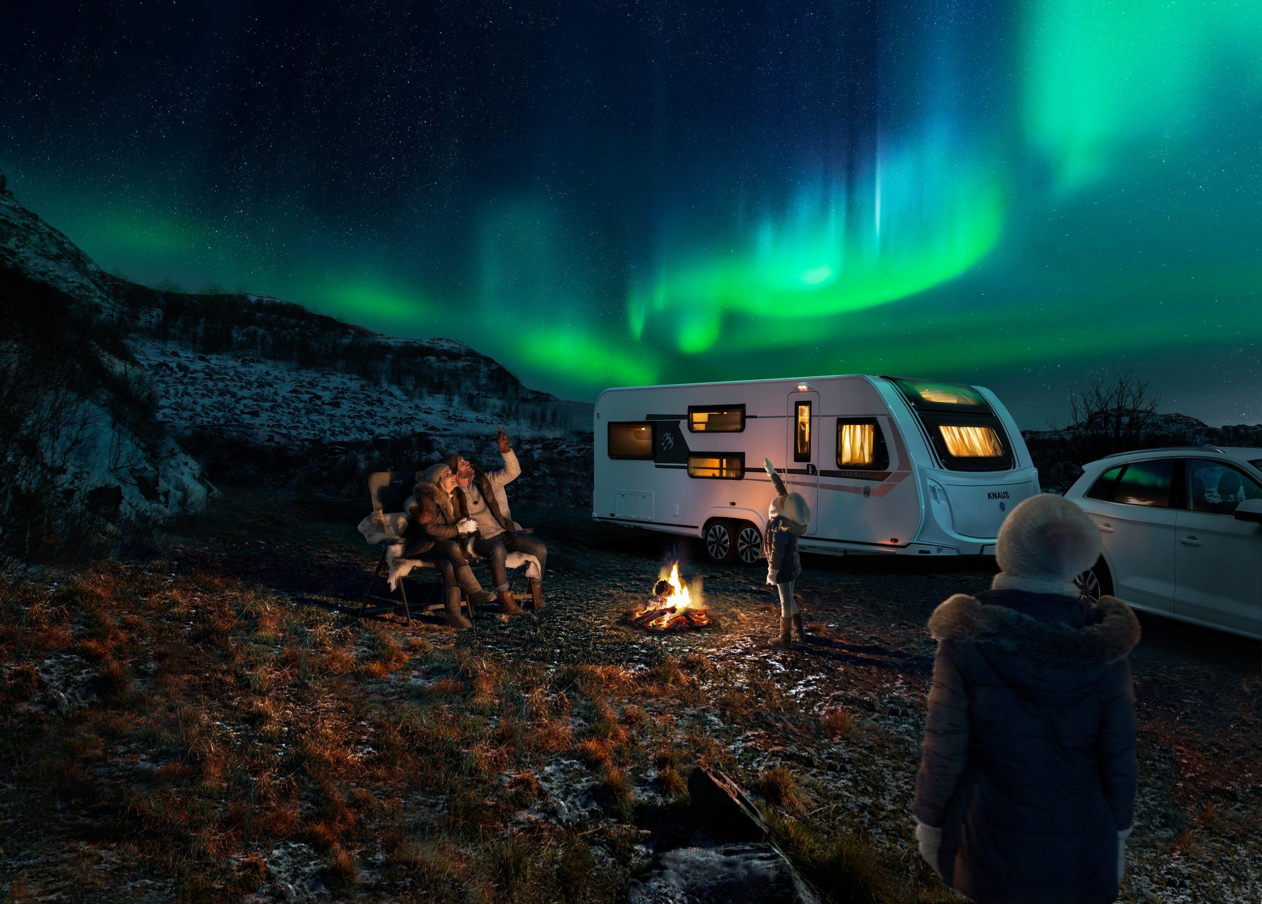 Varmeanlæg i 2021 campingvogne