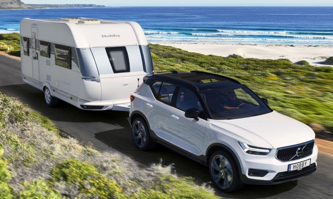 Hobby ONTOUR - vognen for den nye campist (Reklame)