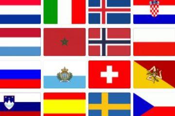 Sidste nyt: Rejseinspiration opdelt i næsten 30 lande