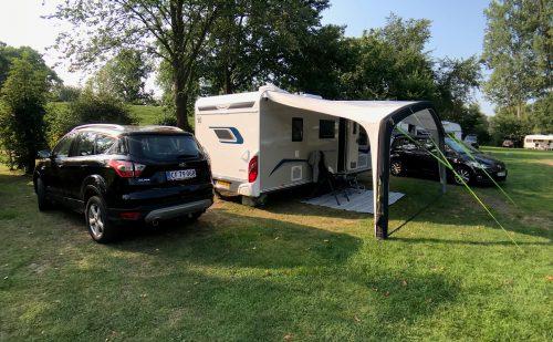 Campingtur til Tyskland + 3 film (Reklame)