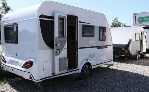 Hvilken vogn vil du vælge af disse 7 nye campingvogne (Reklame)