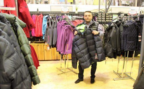 Tuxer hjælper KG Camping med vintersalg med store besparelser