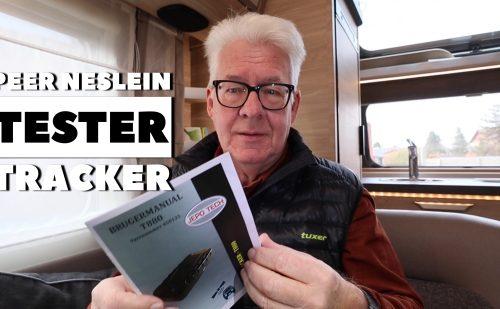 Peer Neslein tester – Tracker (Reklame)
