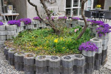 Foråret spirer og Auning Camping har totalrenoveret servicefaciliteterne og er klar