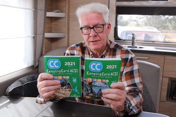 Rabat på campingpladser med CampingCard ACSI