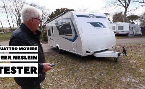 Quattro movere – Peer Neslein tester