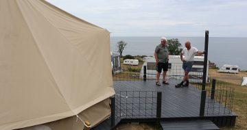 Campingtur til Bornholm - del 4