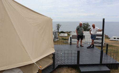 Campingtur til Bornholm – del 4