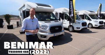 2022 nyhed: Benimar autocampere