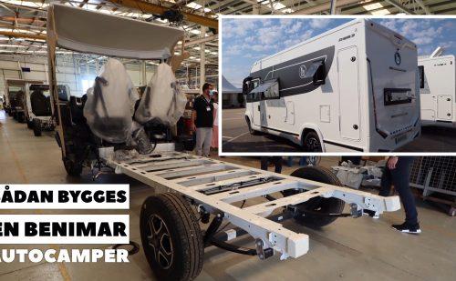 Se hvordan Benimar bygger deres autocampere