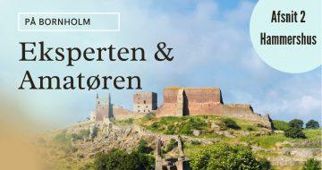 Vlog 2 Eksperten & Amatøren på Bornholm (afsnit 2) Film