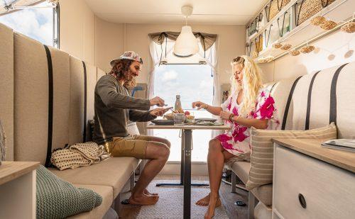 2022 nyhed: Beachy – ny campingvogn med strandtema