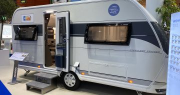 Caravan Salon Düsseldorf - del 3 - (2022 modeller)