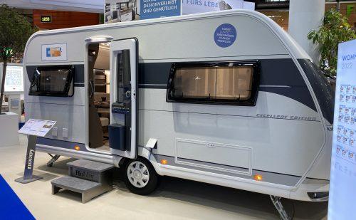 Caravan Salon Düsseldorf – del 3 – (2022 modeller)