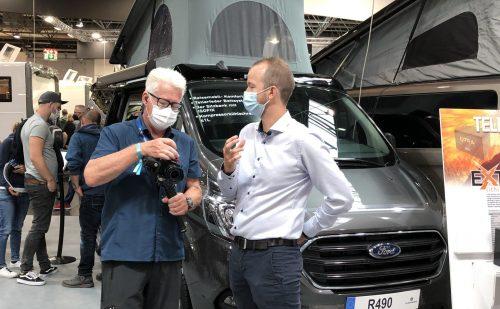 Caravan Salon Düsseldorf – del 9 – Stemningsbilleder